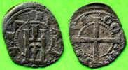 "[DO] GENOVA - Antoniotto Adorno ""Governatore Per Carlo VI Re Di Francia"" (1396)   MINUTO (Mistura) - Monnaies Régionales"