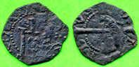 """[DO] GENOVA - Antoniotto Adorno """"Governatore Per Carlo VI Re Di Francia"""" (1396)   MINUTO[Giglio] (Mistura) - Monnaies Régionales"""