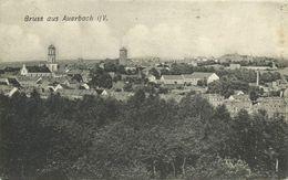 AK Auerbach Vogtland Ortsansicht 1908 #06 - Auerbach (Vogtland)