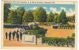 Post Card  US  Naval Academy   Annapolis - Annapolis