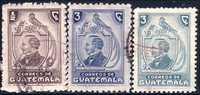 474 Guatemala Montufar (GUA-31) - Guatemala