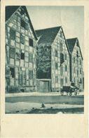 AK Bromberg / Bydgoszcz Alte Speicher An Der Brahe 1944 #01 - Pommern
