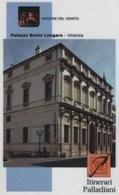 *ITALIA: VIACARD - ITINERARI PALLADIANI (L. 50000)* - Usata - Non Classificati