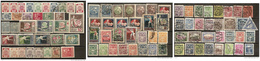 Latvia 1918-1934 Stamp Accumulation - Lettonie