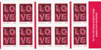 Australia-2011 Love  Roses Booklet MNH - Roses