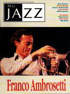 """Rivista """" Blu Jazz """" N. 31/32 - Anno 5 - Aprile/maggio 1993 - Musique"""