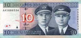 * LITHUANIA - 200 LITU 1997 UNC - P 63 - Lituania