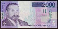 Belgium 2000 Francs ND P. 151 In UNC - Belgium