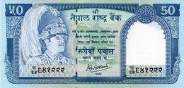 * NEPAL - 50 RUPEES 2002 UNC - P 48 - Nepal