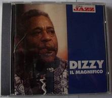 # CD: Dizzy Gillespie Il Magnifico - Allegato A Musica Jazz MJCD 1094 - Jazz