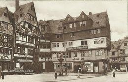 AK Frankfurt Roseneck Brauereien & Firma ~1925 #12 - Frankfurt A. Main