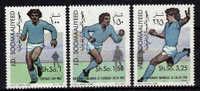 SOMALIE  N°  **  Cup 1982  Football  Soccer  Fussball - Calcio