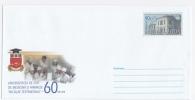 Moldova Moldavie Moldawien Moldau  2005 University Of Medicine And Pharmacy  Pre-paid Envelope - Moldova