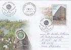 MOLDOVA ,  MOLDAVIE , MOLDAWIEN ,  2010 , Botanic Garden - 60 Years Special Cancell. Used Cover Speciall - Moldova