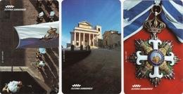 *SAN MARINO - N. 7004/7006* -  Serie Completa NUOVA (MINT) - San Marino