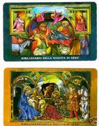 *SAN MARINO - N. 7051/7052 - GIUBILEO 2000* -  Serie Completa NUOVA (MINT) - Saint-Marin