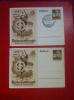 Propagandakarten WW2 SA Reichswettkämpfe 2 AK Berlin 1938 - Weltkrieg 1939-45
