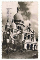 PARIS   Sacre Coeur   Tampon Salon Automobile1951 - 1921-1960: Modern Period
