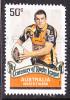 2008. AUSTRALIAN DECIMAL. Sport (Rugby). Centenary Of Rugby League. 50c. Wests Tigers. FU. - 2000-09 Elizabeth II