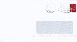 Bd 2668 Entier PAP Luquet RF à Fenêtre Oblitéré - Entiers Postaux