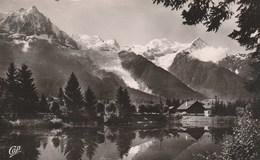 Dép. 74 - CHAMONIX - MONT-BLANC. Lac Des Gaillands. Réal-Photo CAP N° 82 - Chamonix-Mont-Blanc
