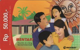 *INDONESIA* -  Scheda Usata - Indonesia