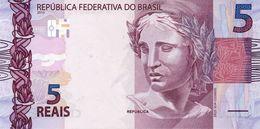 Brasile Brasil 3 Banknotes Cruzeiros CIRCULATED - Brésil