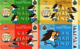 *SAN MARINO - N. 7065/7068* -  Serie Completa NUOVA (MINT) - San Marino