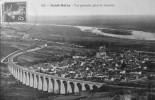 Vue Générale Prise De Sancerre - Saint-Satur