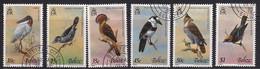 Série Complète Timbres OIseaux Dont Aigle - Belize YT 481/6 - Bird Vogel - Aigles & Rapaces Diurnes
