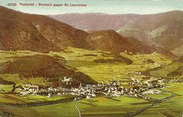 AK Bruneck Pustertal Südtirol Panorama Color ~1910 #02 - Autres Villes
