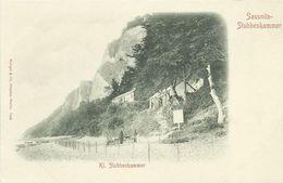 AK Rügen Sassnitz Kleine Stubbenkammer ~1900 #23 - Ruegen
