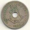 Belgium Belgique Belgie Belgio 5 Cents FL KM#55 1905 - 1865-1909: Leopold II