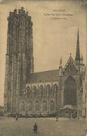 CP Malines Mecheln Machelen Eglise St.-Rombaut ~1915 #07 - Machelen