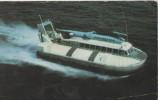 A WESTLAND SR N6 HOVERCCAFT PLI MARQUE EN BAS COIN DROIT - Ships