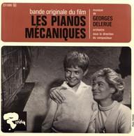 """B-O-F Georges Delerue / Haudepin / Mercouri  """" Les Pianos Mécaniques  """" - Soundtracks, Film Music"""