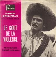 """B-O-F  André Hossein  """"  Le Gout De La Violence  """" - Filmmusik"""