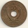 East Africa  10 Cents  KM#19  1933 - Colonia Britannica