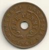 Southern Rhodesia  Penny  KM#8a  1947 - Rhodesia