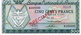 * RWANDA - 1000 1,000 FRANCS 2004 UNC - P 31 - Ruanda-Urundi