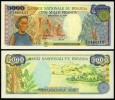 * RWANDA - 5000 5.000 FRANCS 1988 UNC - P 22 - Ruanda-Urundi