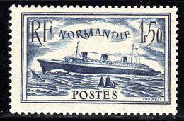 N° 299 Neuf* (Normandie)  COTE= 15 Euros !!! - Neufs