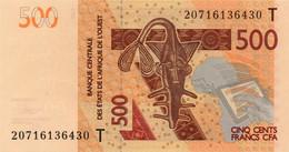 Estonia P-New 2007 500 Krooni Unc - Estonia