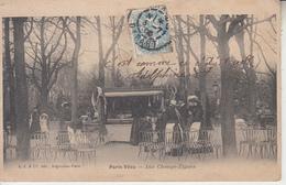Paris Vécu - Aux Champs Elysées    PRIX FIXE - Lotti, Serie, Collezioni
