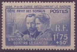 COTE DES SOMALIS N° 147** Neuf Sans Charniere - Côte Française Des Somalis (1894-1967)