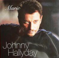 """Johnny Hallyday  """"  Marie  """" - 45 T - Maxi-Single"""