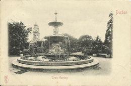 AK / PC Südafrika South-Africa Durban Town Gardens 1904 #15 - Südafrika