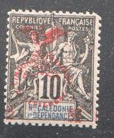 GROUPE  Faux De Fournier 10 Cent Cinquantenaire De La Colonie  * - New Caledonia