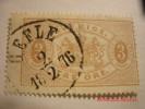 SWEDEN 1874,  SCOTT# O1,  3 ORE, BISTER,  USED - Suède