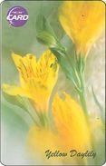 Thailand Phonecard TOT New Nr.004 Blumen Flowers Fleurs - Thaïland